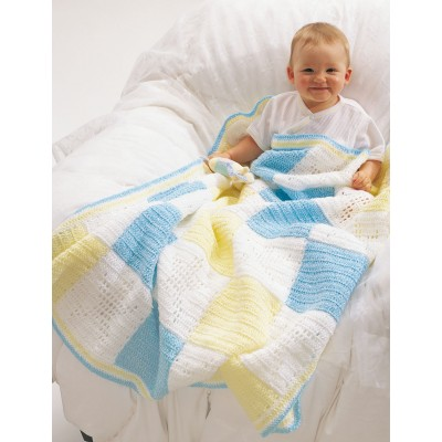 Twinkle Little Star Blanket Free Crochet Pattern