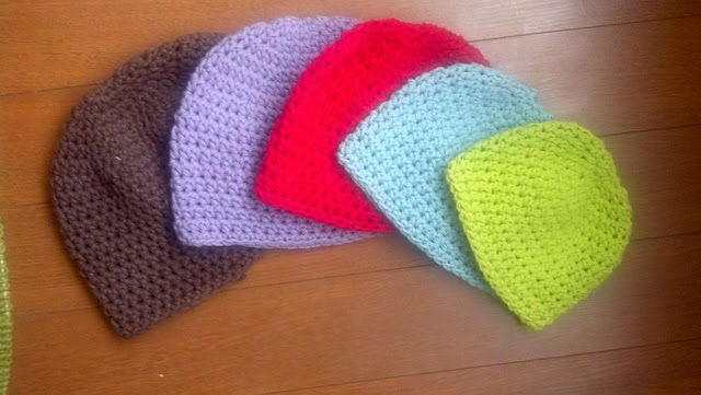 Basic HDC Beanie Pattern for Baby