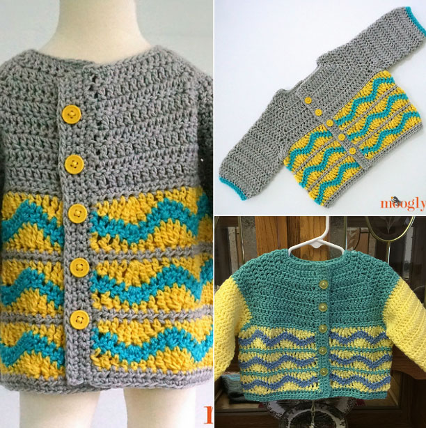 Intermediate Archives ⋆ Free Baby Crochet